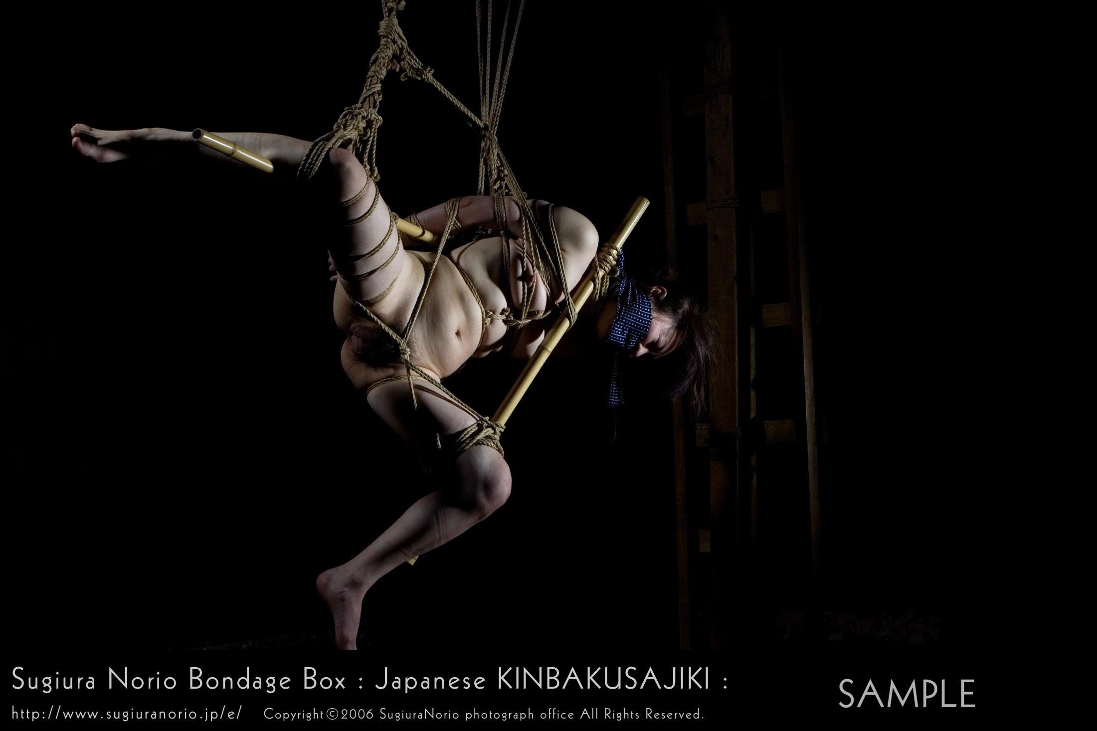 熟女 KINBAKU BONDAGE EIGHT