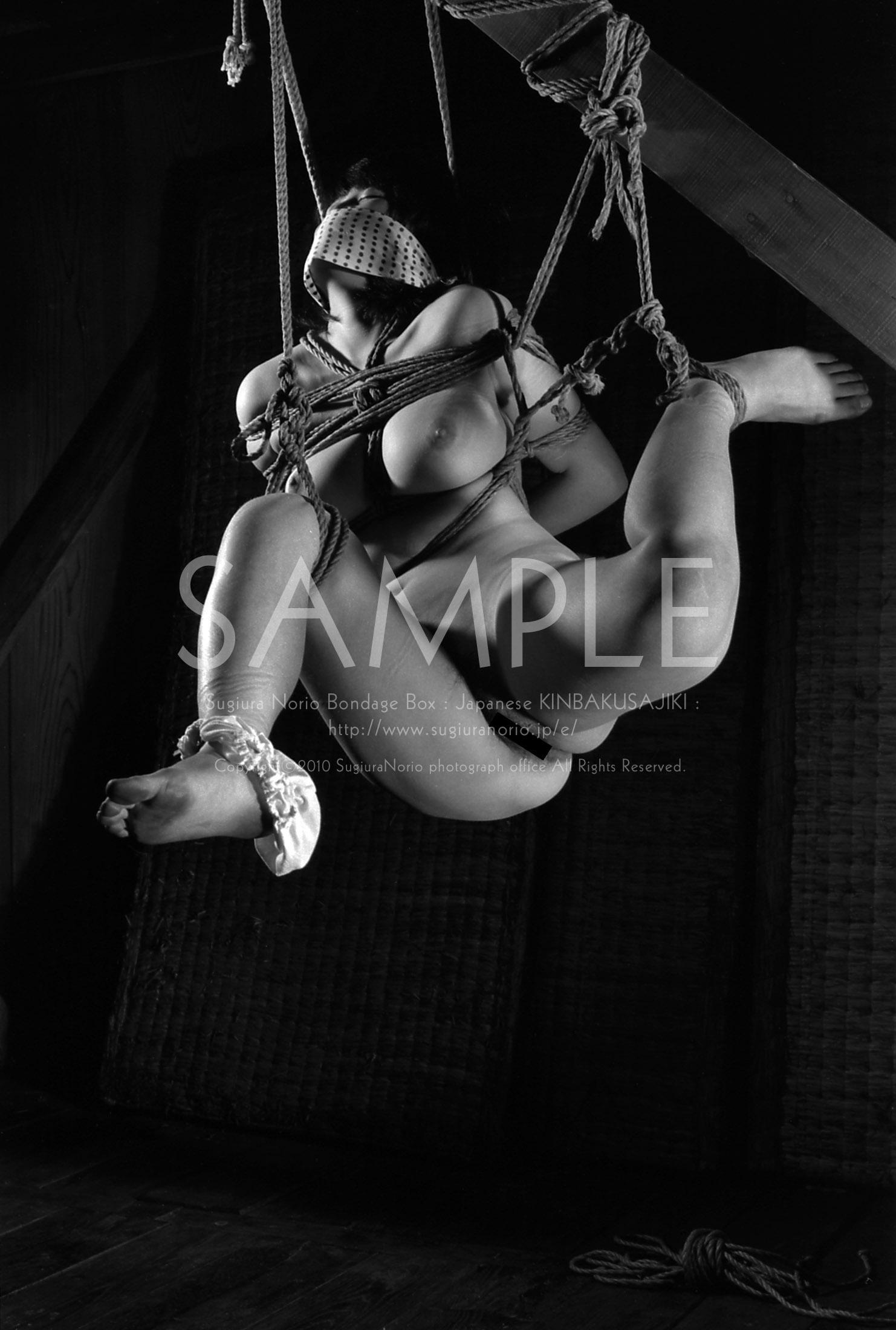 Эротическое связывание веревками 16 фотография
