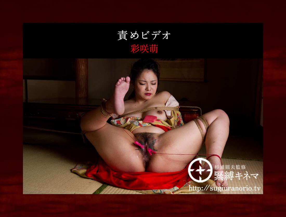責めビデオ 第三弾 彩咲萌