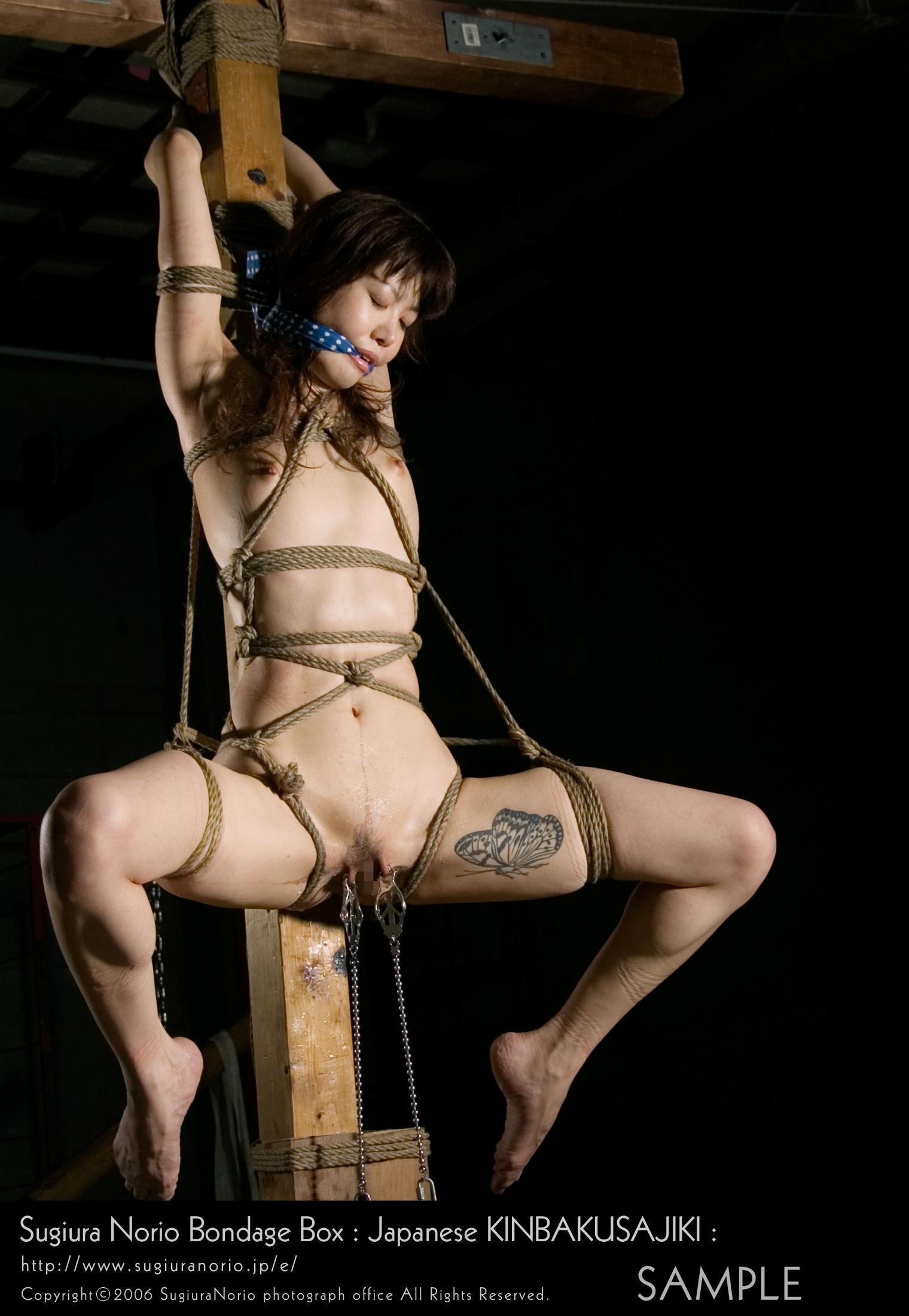 sm kinbakusajiki | SM | SugiuraNorio Bondage Box : Japanese KINBAKUSAJIKI :