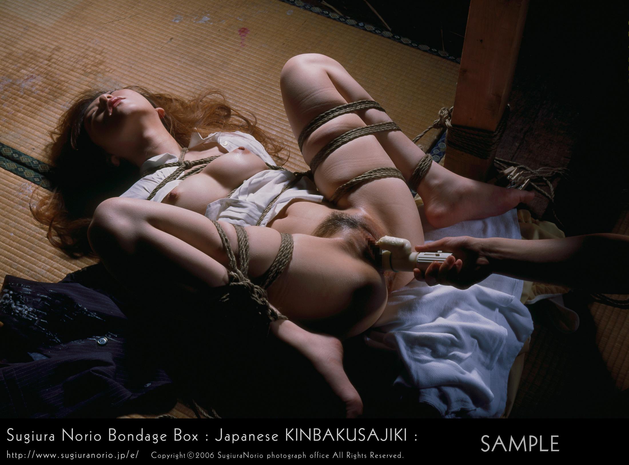 kinbakusajiki Japanese bondage Sugiura Norio