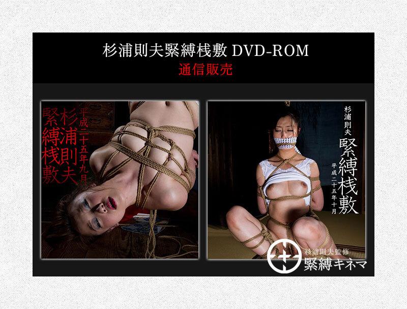 緊縛桟敷キネマ館 DVD-ROM 新作追加